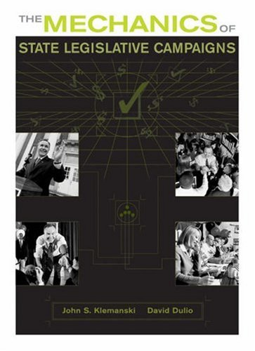 Mechanics of State Legislative Campaigns   2006 9780495091400 Front Cover