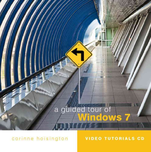 Guided Tour of Microsoft Windows 7   2010 9780538750400 Front Cover