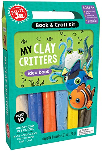 My Clay Critters   2017 9780545932400 Front Cover