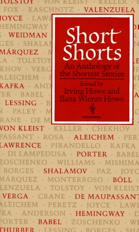 Short Shorts   1983 9780553274400 Front Cover