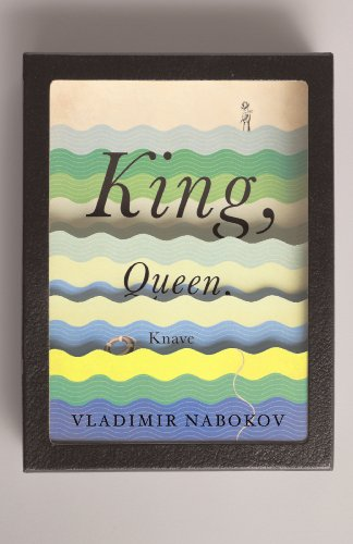King, Queen, Knave  N/A edition cover