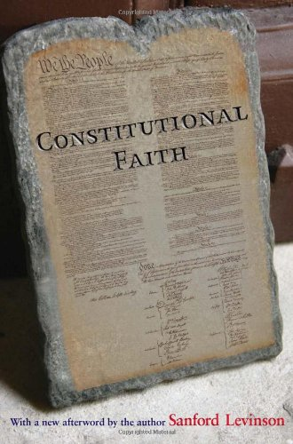 Constitutional Faith   2012 (Revised) edition cover