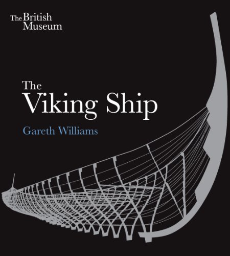 Viking Ship   2014 9780714123400 Front Cover