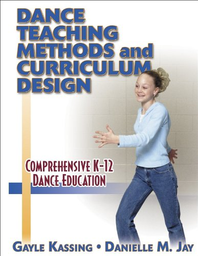 Dance Teaching Methods and Curriculum Design   2003 edition cover