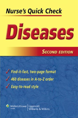 Diseases  2nd 2009 (Revised) edition cover
