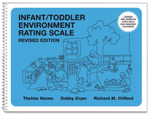 Infant/Toddler Environment Rating Scale   2006 (Revised) edition cover