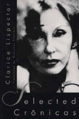 Clarice Lispector - Selected Cr�nicas   1996 edition cover