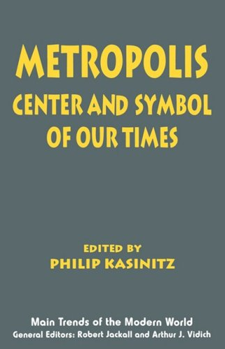 Metropolis Center and Symbol of Our Times N/A edition cover