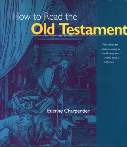 How to Read the Old Testament  N/A edition cover