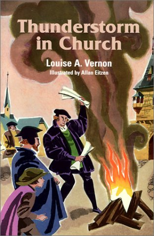 Thunderstorm in Church  N/A edition cover