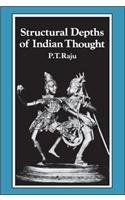 Structural Depths of Indian Thought  N/A 9780887061400 Front Cover
