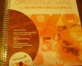 COMP.ACCT.USING SAGE PEACHTREE N/A edition cover