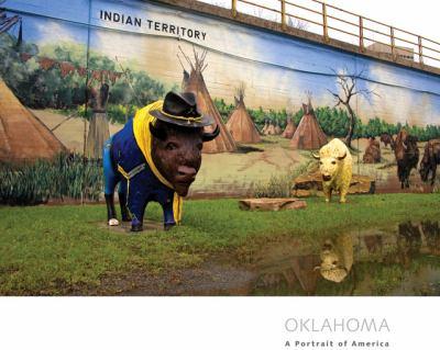 Oklahoma A Portrait of America  2008 edition cover