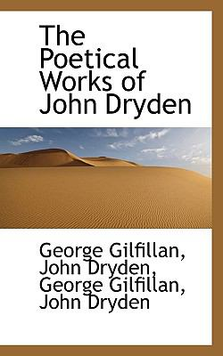 Poetical Works of John Dryden  N/A 9781115961400 Front Cover