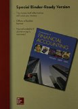 Loose-Leaf for Fundamentals of Financial Accounting  5th 2016 edition cover