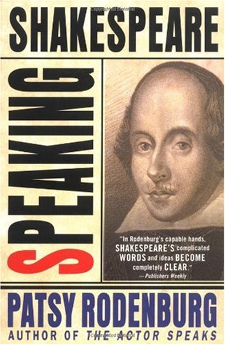 Speaking Shakespeare   2004 (Revised) edition cover