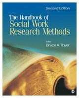 Handbook of Social Work Research Methods  2nd 2010 edition cover