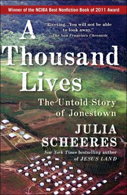 Thousand Lives The Untold Story of Jonestown N/A edition cover