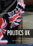 Politics UK  8th 2014 (Revised) edition cover