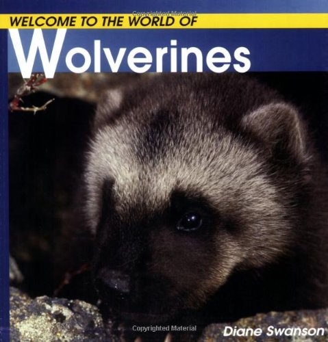 Wolverines   2007 9781552858400 Front Cover