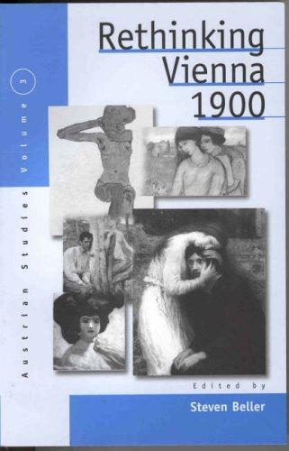 Rethinking Vienna 1900   2001 edition cover