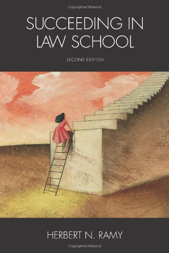 Succeeding in Law School  2nd 2010 edition cover