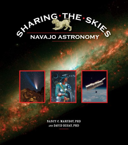 Sharing the Skies Navajo Astronomy 4th 2009 edition cover