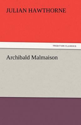 Archibald Malmaison  N/A 9783842447400 Front Cover
