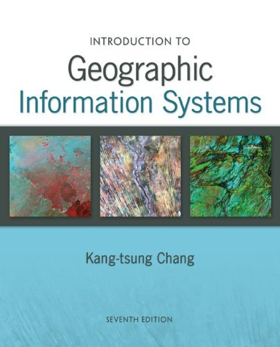 Introduction to Geographic Information Systems with Data Set CD-ROM  7th 2014 edition cover