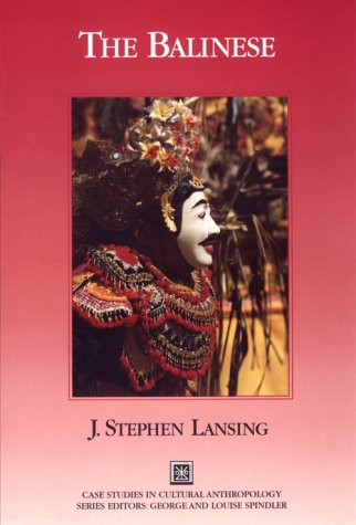 Balinese   1995 edition cover