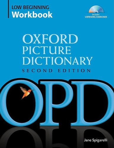 Oxford Picture Dictionary  2nd 2008 (Workbook) edition cover