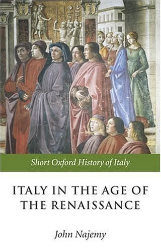 Italy in the Age of the Renaissance 1300-1550  2004 edition cover