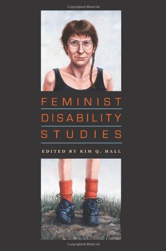 Feminist Disability Studies   2011 edition cover