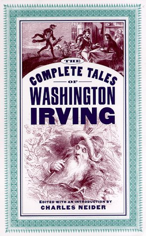 Complete Tales of Washington Irving  Reprint edition cover