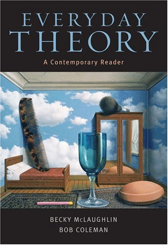Everyday Theory A Contemporary Reader  2005 edition cover