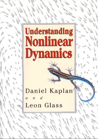 Understanding Nonlinear Dynamics   1995 edition cover