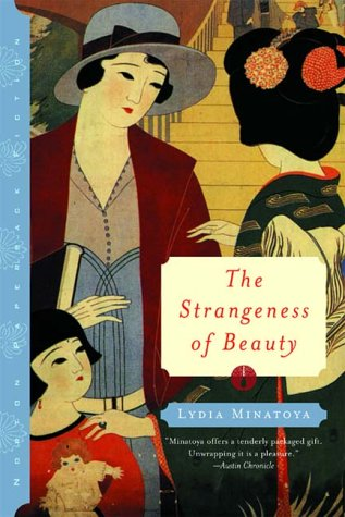 Strangeness of Beauty  Reprint  9780393321401 Front Cover