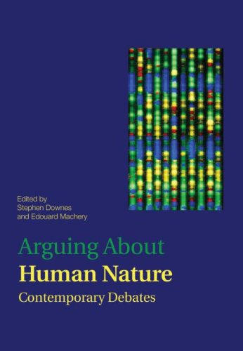 Arguing about Human Nature Contemporary Debates  2013 edition cover