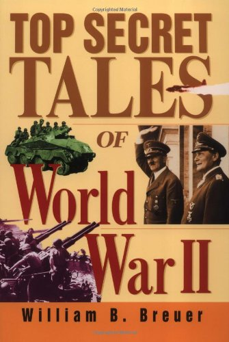 Top Secret Tales of World War II   2000 9780471078401 Front Cover
