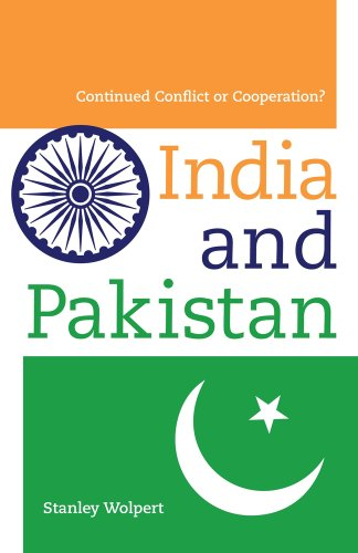 India and Pakistan Continued Conflict or Cooperation?  2011 edition cover