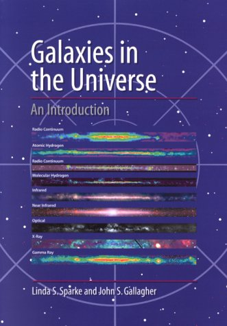 Galaxies in the Universe An Introduction  2000 edition cover
