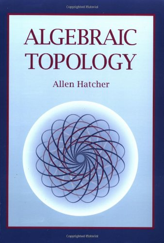 Algebraic Topology   2002 edition cover