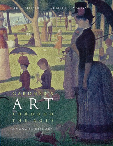 Gardner's Art Through the Ages A Concise History  2006 edition cover