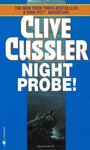 Night Probe!   1981 9780553277401 Front Cover