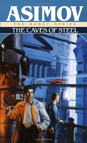 Caves of Steel  N/A 9780553293401 Front Cover