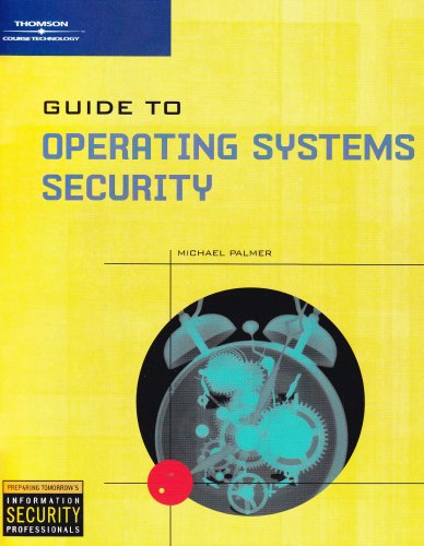 Guide to Operating Systems Security   2004 edition cover
