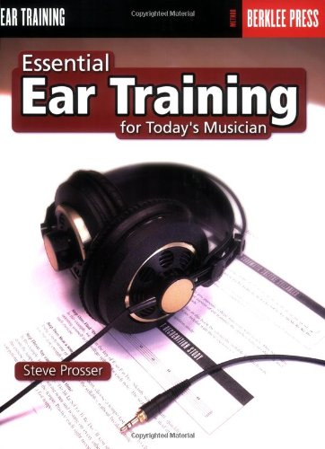 Essential Ear Training for the Contemporary Musician  N/A edition cover