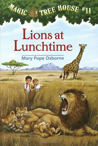 Lions at Lunchtime   1998 edition cover