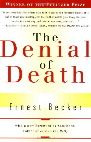 Denial of Death   1997 edition cover
