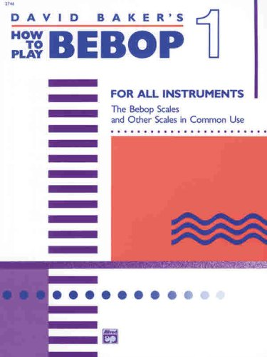 How to Play Bebop   1988 edition cover